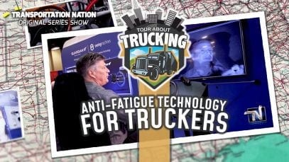 Tour About Trucking – Seeing Machines