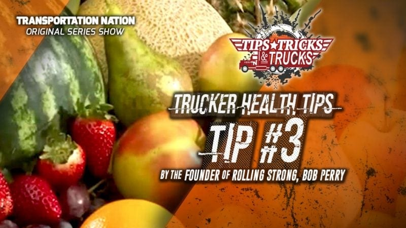 TTT – Bob Perry Health Tip #3