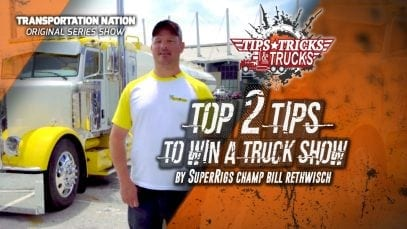 TTT – Winning Truck Show Tips by Bill Rethwisch