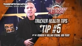 TTT – Bob Perry Health Tip #5