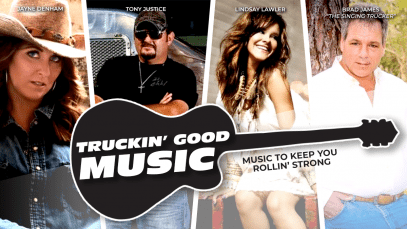 TNN Show Header – Truckin Good Music