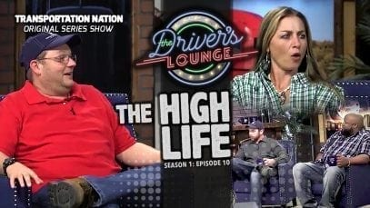The Driver's Lounge – S1 E10
