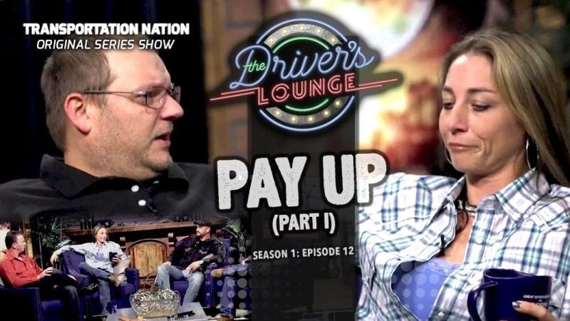The Driver's Lounge – S1 E12