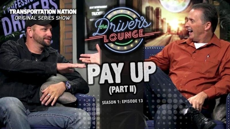 The Driver's Lounge – S1 E13