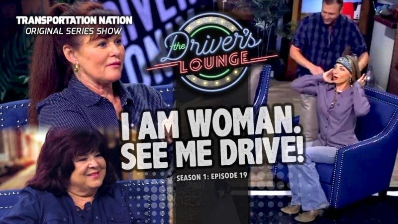 The Driver's Lounge – S1 E19