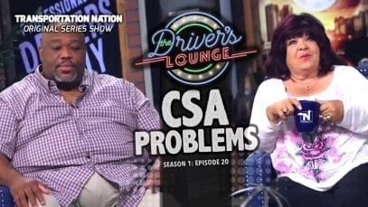 The Driver's Lounge – S1 E20