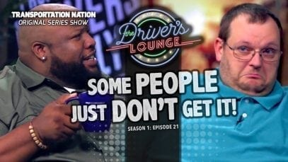 The Driver's Lounge – S1 E21