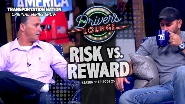 The Driver's Lounge – S1 E25