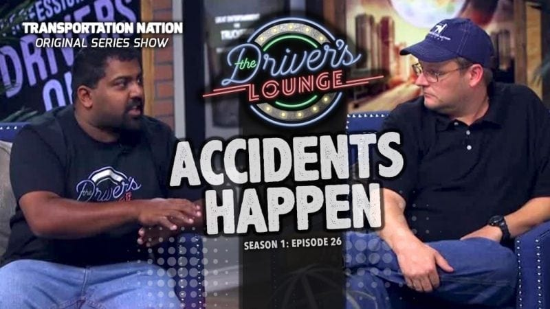 The Driver's Lounge – S1 E26