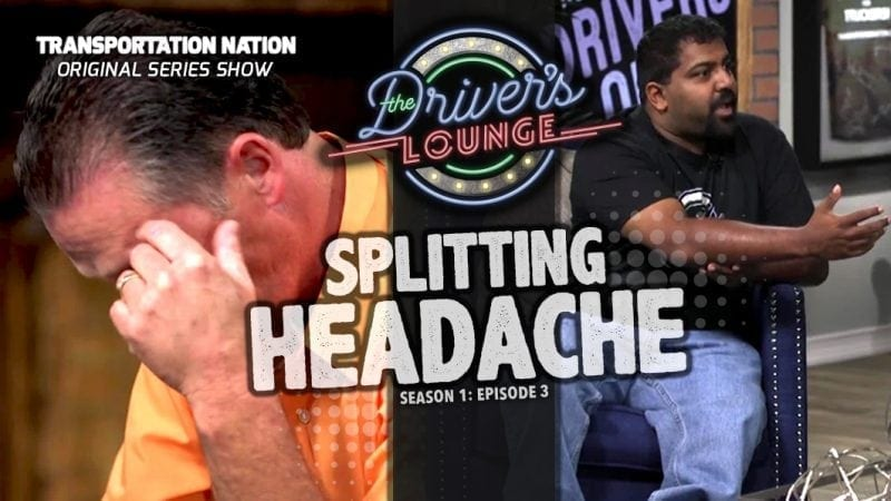 The Driver's Lounge – S1 E3