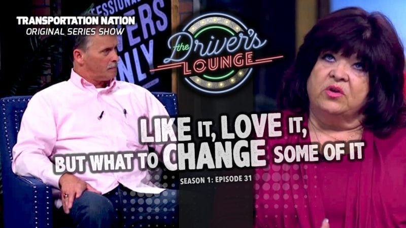 The Driver's Lounge – S1 E31