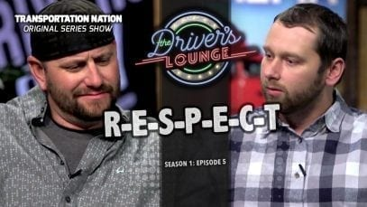 The Driver's Lounge – S1 E5