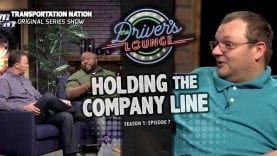 The Driver's Lounge – S1 E7
