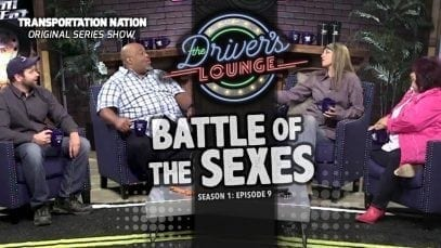 The Driver's Lounge – S1 E9