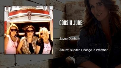 Trucking Music – Cousin Jude by Jayne Denham