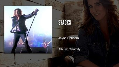 Trucking Music – Stacks by Jayne Denham