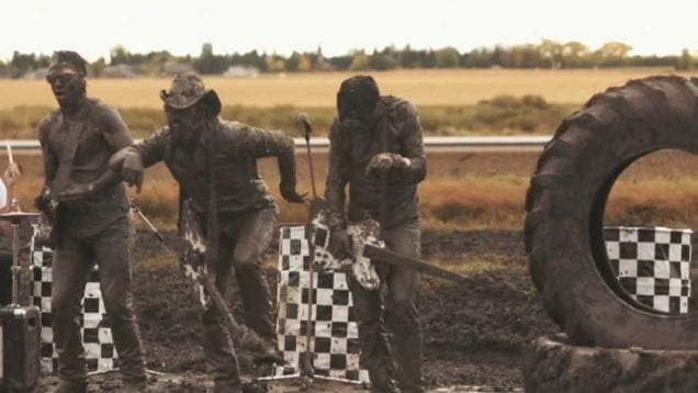 """""""MUD"""" THE ROAD HAMMERS [OFFICIAL HD]"""