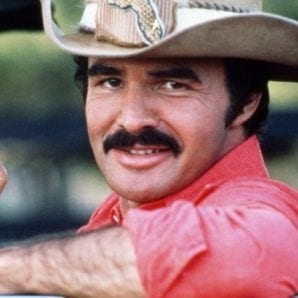 Burt Reynolds from Smokey