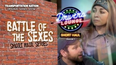 The Drivere's Lounge Short Haul – Battle of the Sexes