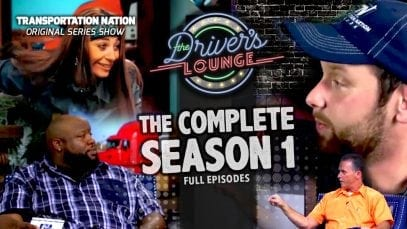 The Driver's Lounge – Complete Season 1