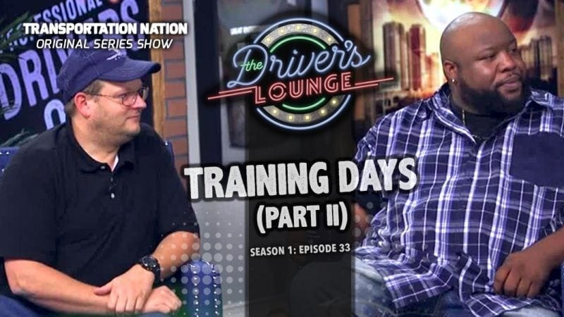 The Driver's Lounge – S1 E33