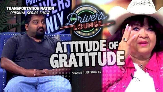 The Driver's Lounge – S1 E40