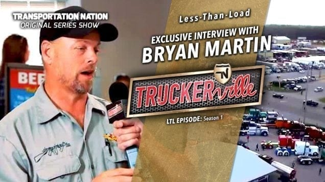 Truckerville – LTL – Bryan Martin Interview