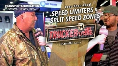 Truckerville – LTL – Speed Limiters & Split Speed Zones