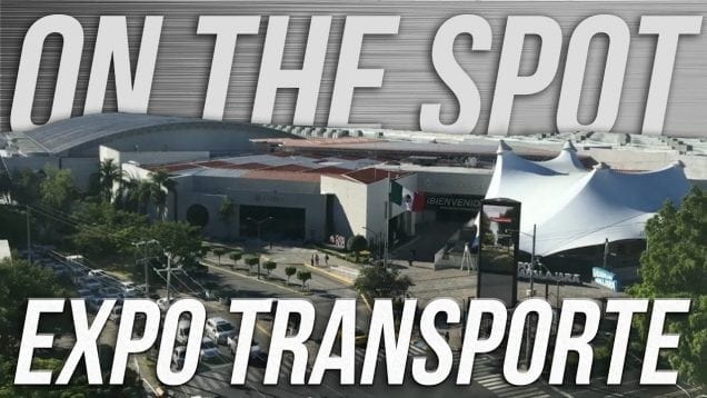 On The Spot At… Expo Transporte