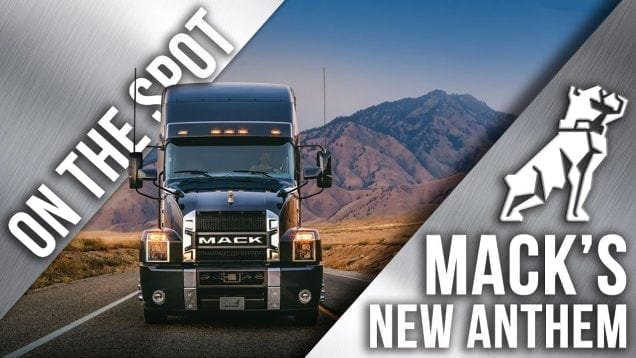 On The Spot With… New Mack Anthem