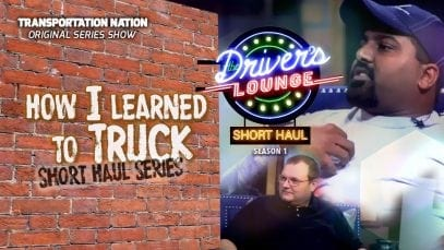 The Drivere's Lounge Short Haul – How I Learned to Truck