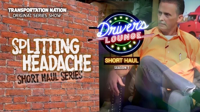 The Drivere's Lounge Short Haul – Splitting Headache