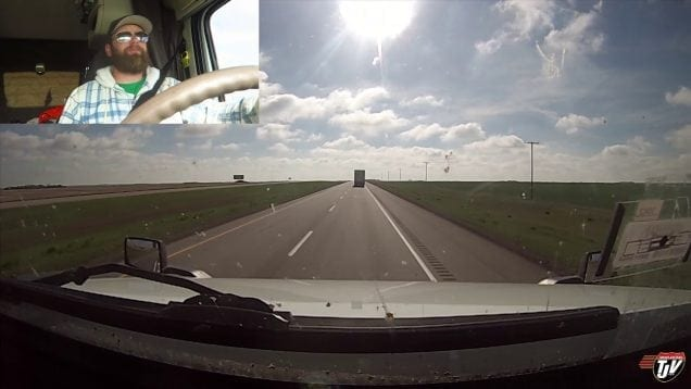 My Trucking Life – DELIVERING A TARP LOAD – #1431