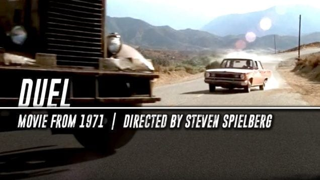 Trucking Movies – Duel