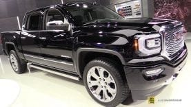 2018 GMC Sierra Denali – Exterior and Interior Walk Around