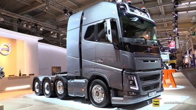 2019 Volvo FH16 750hp Tractor – Exterior and Interior Walkaround – 2019 IAA Hannover