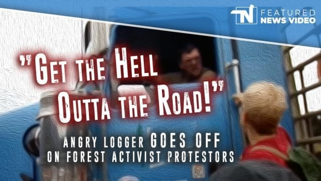Trucking Around the Web – Angry Logger