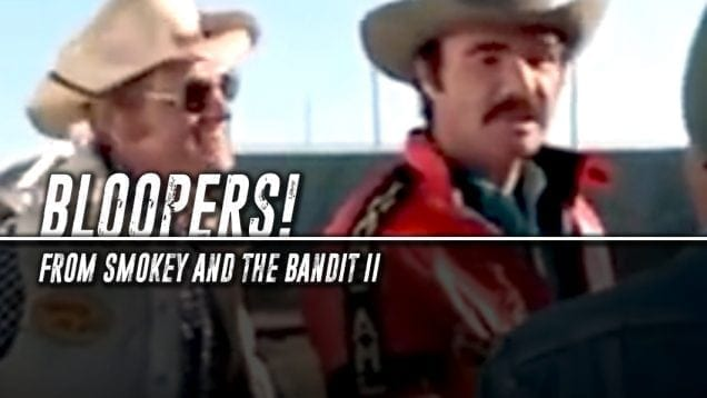 Trucking Movies – Bloopers from Smokey II