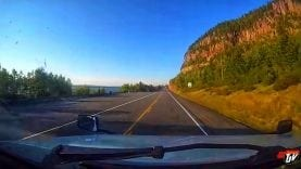 My Trucking Life – YOU'LL LOVE THIS CANADIAN SCENERY – #1519