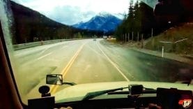 My Trucking Life – HAVE YOU SEEN THESE MOUNTAINS?? – #1527