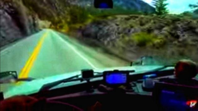 My Trucking Life – THAT'S A CLIFF!!! – #1530