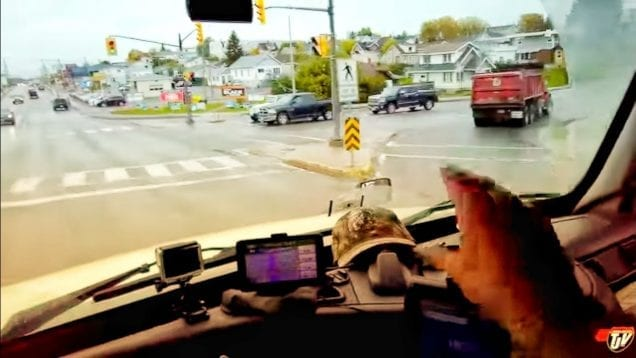 My Trucking Life – THIS TOWN REMINDS ME OF SOMETHING – #1537