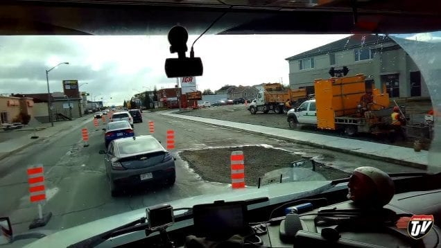 My Trucking Life – WHAT DO THOSE SIGNS SAY?? – #1538