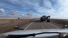 My Trucking Life – FARMERS ON THE ROAD – #1558