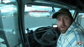My Trucking Life – UNFAMILIAR ROUTE – #1556