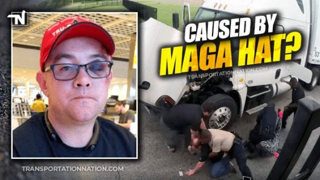 Clinton and Shannon Kirker – Was Violent Detention Caused by MAGA Hat