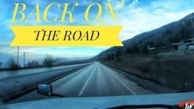 My Trucking Life – BACK ON THE ROAD – #1594
