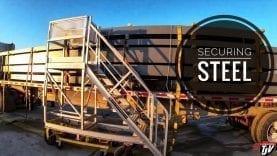 My Trucking Life – SECURING STEEL – #1597
