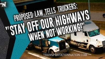 Stay off our Georgia Highways