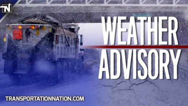 Weather Advisory Jan 2019